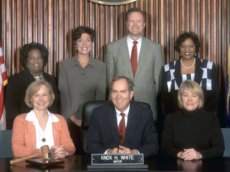 2007 to 2009 City Council
