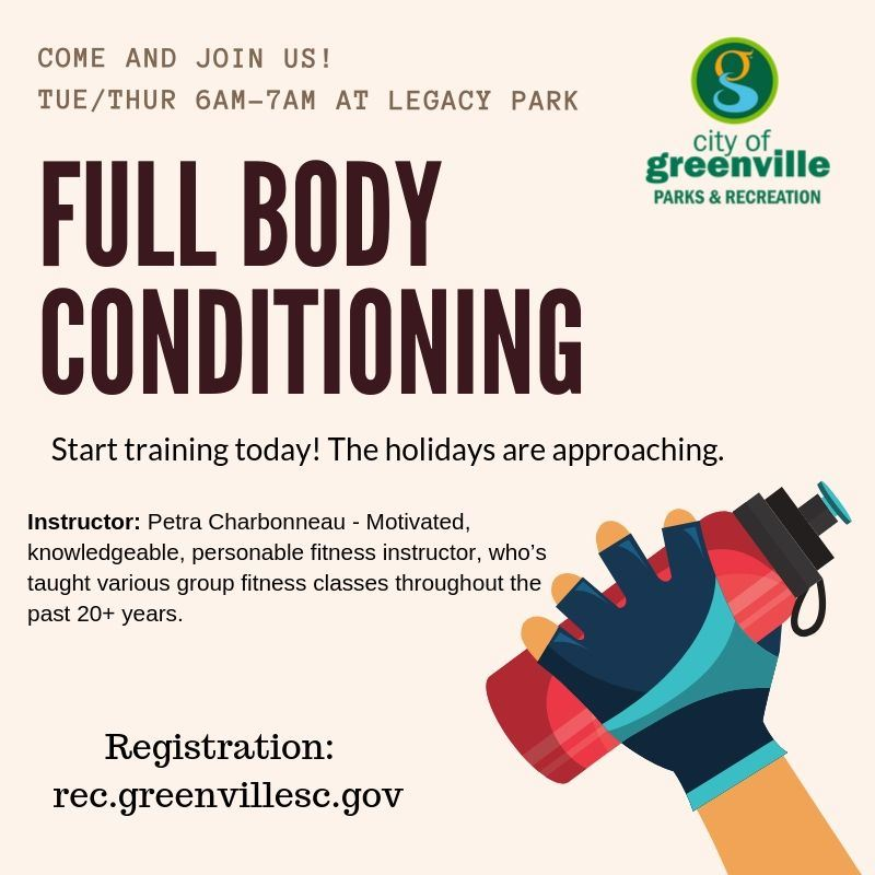 Full Body Conditioning