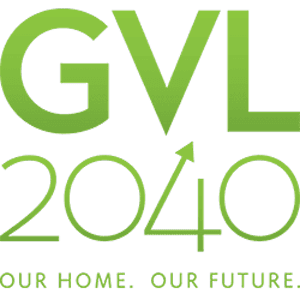 GVL2040: Our Home, Our Future logo
